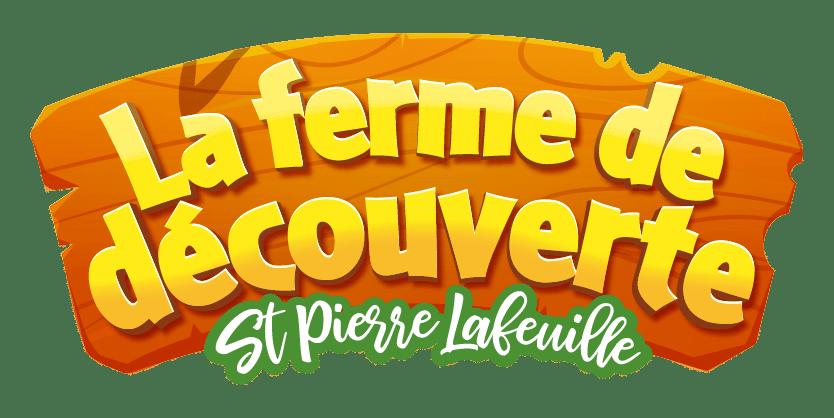 Logo Ferme Pédagogique Saint-Pierre Lafeuille